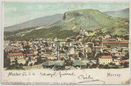 Mostar. - Bosnien-Herzegowina