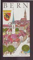 """Dépliant Touristique """" Bern, Petit Tour De Ville """" 1979 - Folletos Turísticos"""