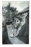 CPA-Carte Postale-Belgique-Huy- Rue Saint Mengold-1908  VM20150 - Huy
