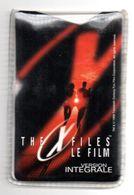 RARE!!! VIDÉO FUTUR CARTE ROUGE ? LAMPE NON FONCTIONNELLE THE X FILES LE FILM - Version Intégrale - France