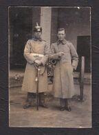 1917 CILE VECCHIE FOTO MILITARE PERIODO DITTATURA MILITARE REPUBLIK CHILI 4 VEILLES PHOTOS MILITAIRES CILE   WW1 1°GM - Chile