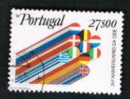 PORTOGALLO (PORTUGAL)  -  SG 1867 - 1982 EUROPEAN ECONOMIC COMMUNITY -     USED° - 1910-... République