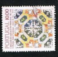 PORTOGALLO (PORTUGAL)  -  SG 1871 - 1982 TILES: ITALO-FLEMISH PATTERN -     USED° - 1910-... République