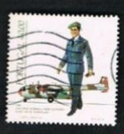 PORTOGALLO (PORTUGAL)  -  SG 1950 - 1984 AIR FORCE UNIFORM: PARATROOPER  -     USED° - 1910-... République