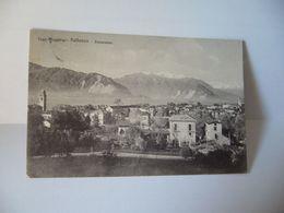 LAGO MAGGIORE PALLANZA ITALIA ITALIE PIEMONTE VERBANIA PANORAMA CPA 1911 980 EDIT BRUNNER & C COMO ZURICH - Verbania