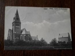L28/1036 OHEY.- Eglise Et Presbytère - Ohey