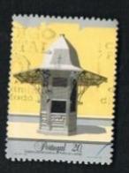 PORTOGALLO (PORTUGAL)  -  SG 1987   - 1985 LISBON KIOSKS: PORTO   -     USED° - 1910-... République