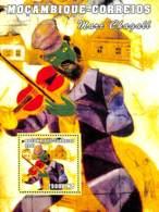 NB - [37301]SUP//**/Mnh-Mozambique 2001 - Marc Chagall, Art, Peinture, Tableaux - Mozambique