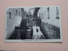 Le Moulin Qui Date De 1226 ( A. Dohmen / Albert ) Anno 19?? ( Zie/voir Photo ) ! - Braine-le-Château