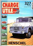 Charge Utile Magazine 327 - Auto