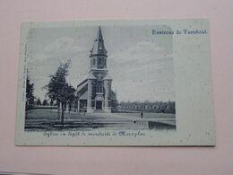 Eglise Du Dépot De Mendicité De Merxplas (Environs De THURNHOUT) ( Félix De Ruyter ) Anno 19?? ( Zie/voir Photo ) ! - Merksplas