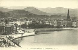 San Sebastian - Vista General - Guipúzcoa (San Sebastián)