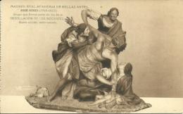 Madrid - Real Academia De Bellas Artes - Jose Gines - Degollacion De Los Inocentes - Sculptures