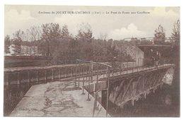 18 Cher : Jouer Sur L'Aubois  Le Pont De Fonte Aux Gueffiers     Réf 8042 - Sonstige Gemeinden
