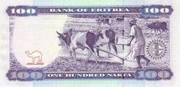 ERITREA P.  8 100 N 2004 UNC - Eritrea