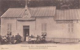 06 - TURINI - ALPES MARITIMES - RESTAURANT BARRAYA - ENVIRONS DE PEÏRA CAVA - VOIR SCANS - Autres Communes