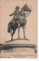 N°1449 Statue De Napoléon 1er érigée Sur La Place D'armes - La Roche Sur Yon