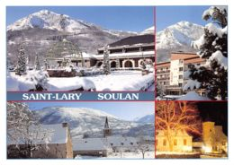 Saint Lary Soulan (65) - Multivues - Ohne Zuordnung
