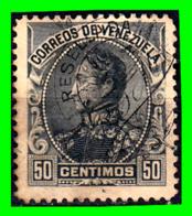 VENEZUELA  SELLO RESELLADO AÑO 1900 - Venezuela