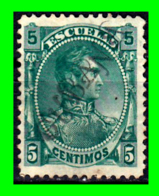 VENEZUELA  SELLO AÑO 1882 SIMON BOLIVAR - Venezuela