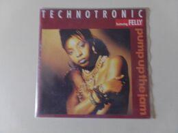 "45 T Technotronic "" Pump Up The Jam "" - Dance, Techno & House"
