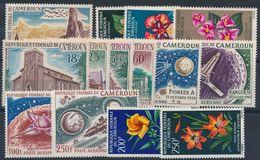 P-66: CAMEROUN: Lot Avec PA** N°56-81/83-91/94-95/98-99/100 - Kameroen (1960-...)