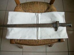 Ancienne Baionnette WW1 - Armas Blancas