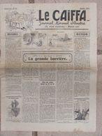 Journal Le Caïffa - Numéro 62 (janvier 1933) - Mensuel Illustré- Publicités - Nomenclature - Andere