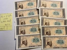 10 Billets Neuf 2 SYLIS - République De Guinée - Guinea