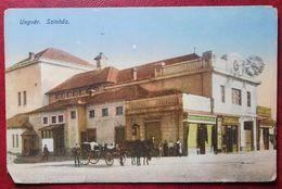 Ukraine - Ungvar - Uzgorod - Szinhaz - Feldpost 1915 - Damaged - Belarus