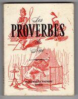 -- LES PROVERBES DE SINé  / JEAN-JACQUES PAUVERT EDITEUR -- - Cultura