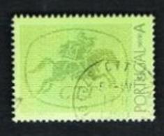 PORTOGALLO (PORTUGAL)  -  SG 2034 - 1985 POST RIDER (NO VALUE - A)  -     USED° - 1910-... République