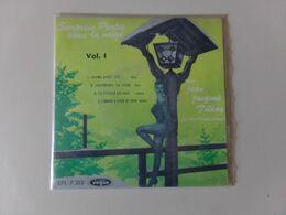 """45 T Jean-Jacques Tilkay """" Vivre Avec Toi + J'entends Ta Voix + Tu T'fous De Moi + L'amour à Fleur De Coeur """" - Other - French Music"""