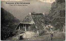 68 - Souvenir D'ALTENBACH --  Village Natif De Madame Sans Gêne - Sonstige Gemeinden