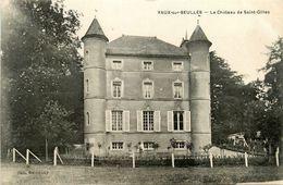Vaux Sur Seulles *le Château De Saint Gilles - Other Municipalities