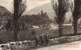 65 - Luz - Chateau De Sainte Marie - 3856 - Luz Saint Sauveur