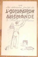 1944 Les Derniers Jours De L'Occupation Allemande à Bourg-la-Reine - Guerra 1939-45