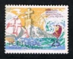 PORTOGALLO (PORTUGAL)  -  SG 2084  - 1987  B. DIAS VOYAGES: AFRICA COAST  -     USED° - 1910-... République