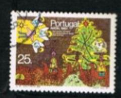 PORTOGALLO (PORTUGAL)  -  SG 2089  - 1987  CHRISTMAS -     USED° - 1910-... République