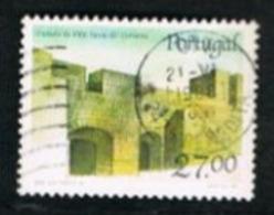 PORTOGALLO (PORTUGAL)  -  SG 2103  - 1988 CASTLES: VILA NOVA DA  CERVEIRA   -     USED° - 1910-... République