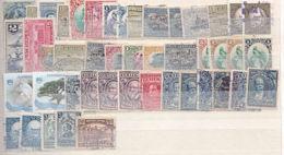 B0518 GUATEMALA, Small Lot Of 80+ Stamps, Mixed Used And Mint - Guatemala