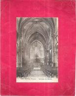 ETIVAL CLAIREFONTAINE - 88 - Intérieur De L'Eglise - 120820 - - Etival Clairefontaine