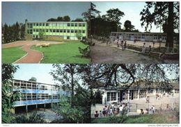 Carte Postale 78. Chambourcy  Les écoles Trés Beau Plan - Chambourcy
