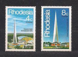 Rhodesie Du Sud  Rhodesia 1978 Yvertn° 298-299 *** MNH - Rhodesia (1964-1980)