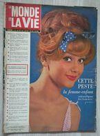 LE MONDE ET LA VIE N°104 (1962) - Informaciones Generales