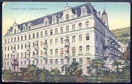 MTA585 MERAN , HOTEL ERZHERZOG JOHANN - Merano