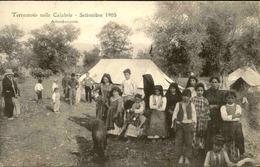 ITALIE - Carte Postale - Terremoto Nelle Calabrie - Settembre 1905 - L 67025 - Italy