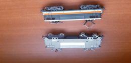 2 Locomotive  JOUEF Et LIMA 1:87/HO - Locomotive