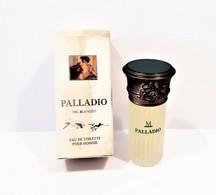 Miniatures De Parfum  PALLADIO MICAELANGELO  EDT POUR HOMME  5 Ml  + Boite - Moderne Miniaturen (ab 1961)
