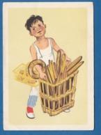 LES PETITS APPRENTIS LE BOULANGER - Children's Drawings